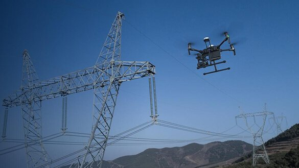Industry Inspection Drone -